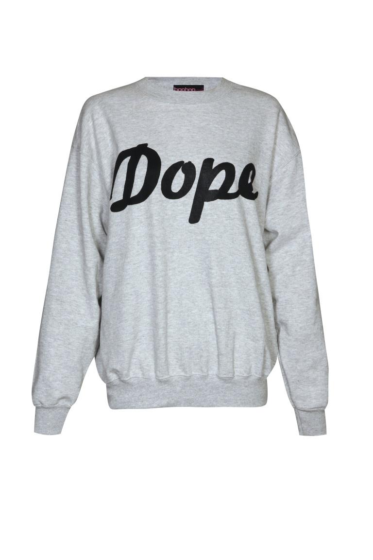 Aimee Dope Sweatshirt $50